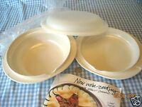 Tupperwarevtg Ultra211qt Casserole Set+cookbookovenware/microwave Roaster