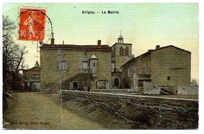 Inteligente (s-114441) France - 69 - Grigny Cpa