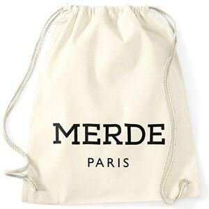 Merde-Paris-Turnbeutel-von-Moonworks