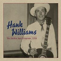 Hank Williams - Garden Spot Program Sealed Limited Lp On Red Vinyl