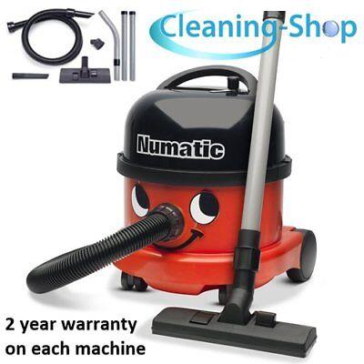 NEW Numatic NRV200 2016 Commercial Henry Vacuum Cleaner GENUINE BRAND NEW