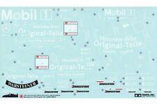 TAMIYA 1/24 Decal set (a+b) 24214 Mercedes CLK-GTR Original-Teile