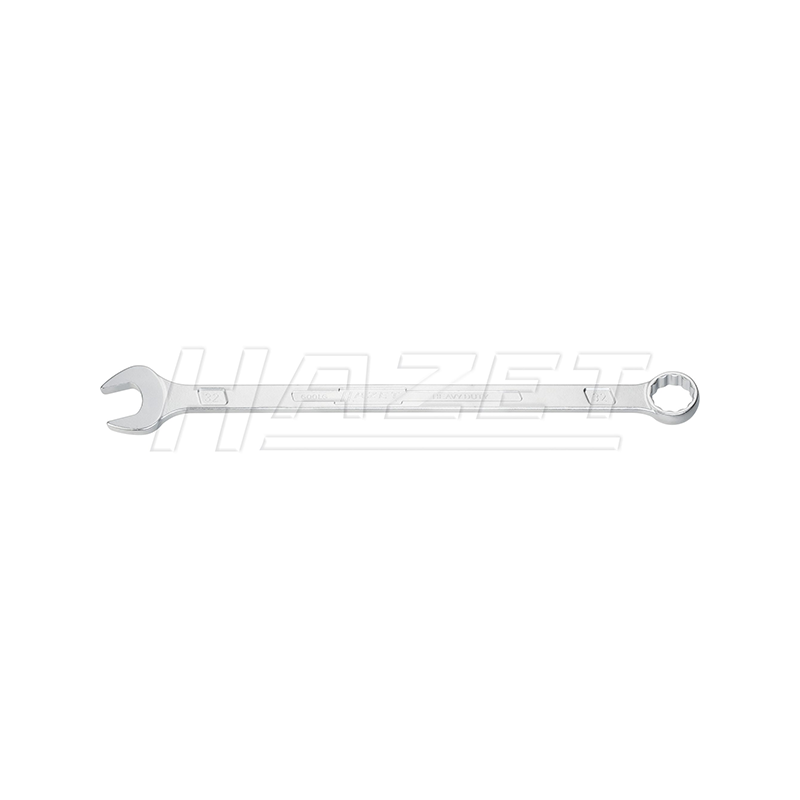 Hazet 600LG-21 Combination wrench, extra long, slim design 21mm