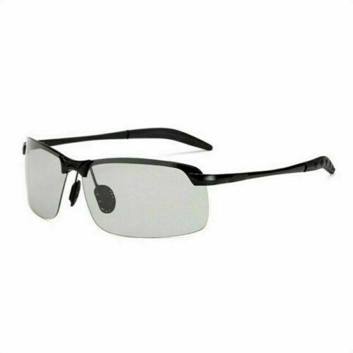Photochromic Sunglasses UV400 Driving Polarized Transition Lens UVA /& UVB Unisex
