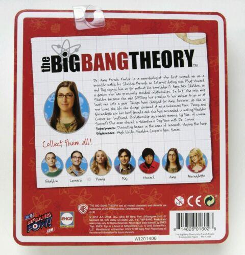 """BBP The Big Bang Theory Amy Farrah Flowler 8/"""" Figure"""