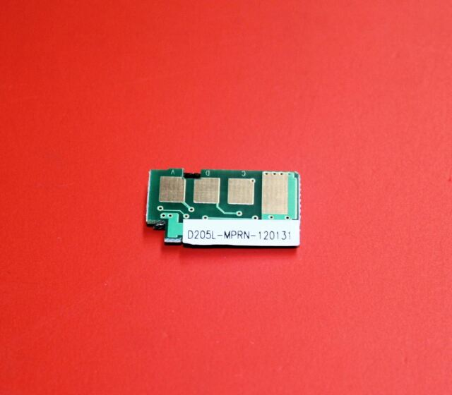 Toner Reset Chip for Samsung MLT-D205 ML-3310 3310ND 3312ND 3710 3710DW 3710ND