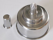 Stainless Steel Alcohol Burner 200 Ml 67 Oz Spirit Lamp Torch Lab Dental New