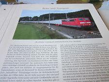 Deutsches Eisenbahn Archiv 28 Transport 5606 Woodtainer Ganzzüge Hackschnitzel