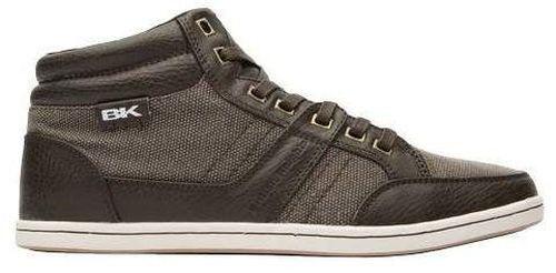 Zapatos de mujer baratos zapatos de mujer BK British Knights botas zapatos zapatillas Hi dark brown