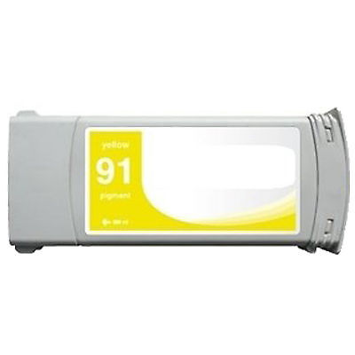 hp 91 Ink Cartridge for HP C9469A Yellow Z6100 Z6100ps