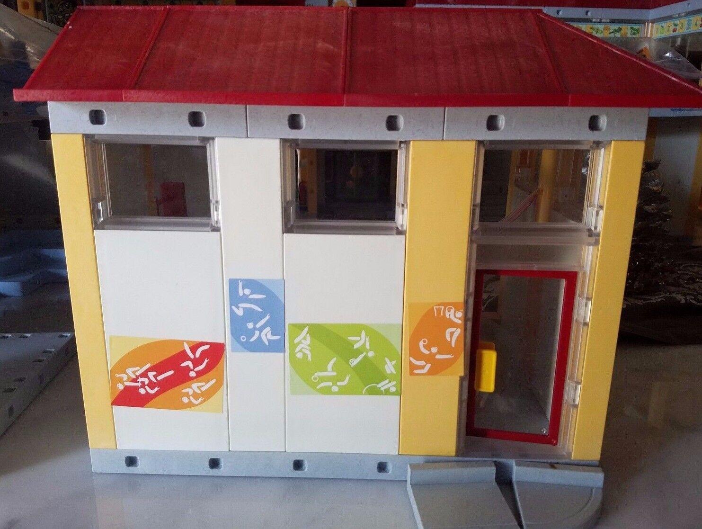 Playmobil Scuola Palestra 4325 Set Gioco Costruzione Casa Delle Bambole