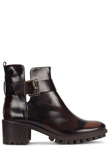 Miista Damens's Greta Braun Camouflage Ankle Stiefel. BNIB   Various Größes. BNIB Stiefel. 527dbf