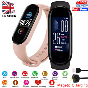 Smart Watch Activity Tracker Sport Distance Step Counter Fitness for Fit Bit UK
