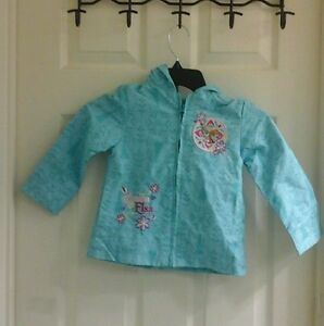 b8414c5c7 Disney s Frozen character Anna turquoise jacket