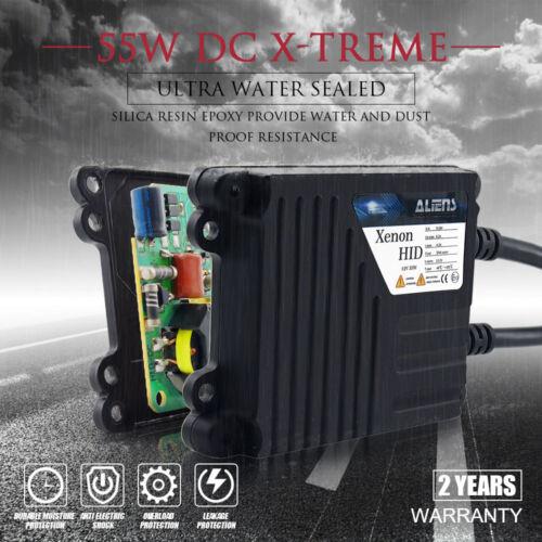 35W HID Xenon Headlight Conversion Kit Bulbs 9006 5000K 6000K 8000K All Color