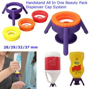 4-Pcs-Flip-Toss-It-Bottle-Economy-Cap-Stand-Kit-Liquid-Dispenser-System-4Size