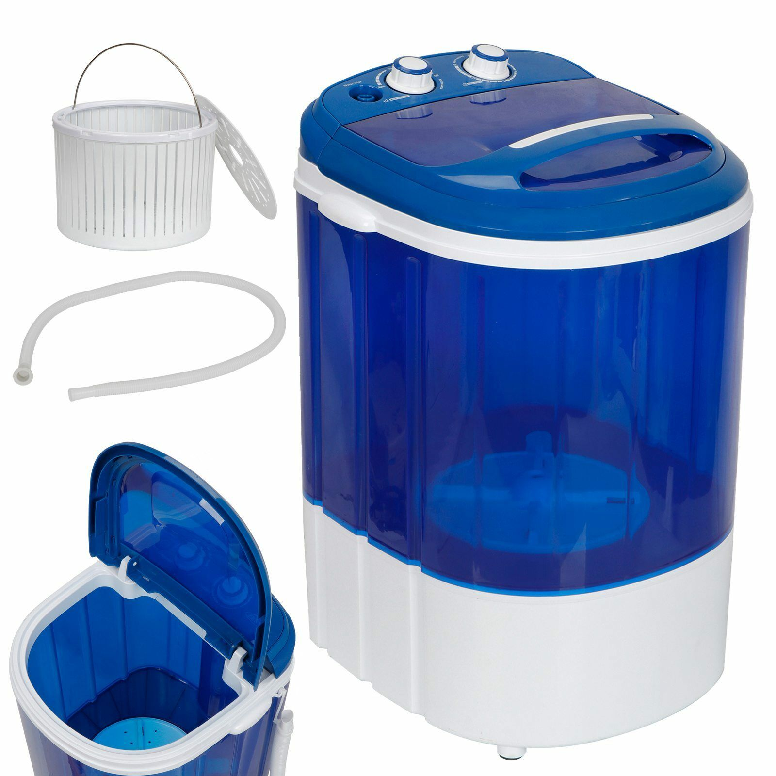 9 lbs Portable Compact Washing Machine Mini