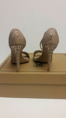 Nwt en daim avec 38 Zara taille diamants Basic aiguilles Talons qHZqgv7