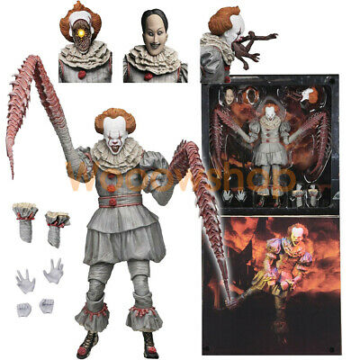 """NECA IT Ultimate Pennywise The Dancing Clown 7"""" Scale Action Figure"""