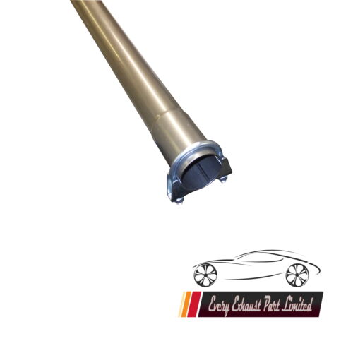 Expanded Swaged Fit Any Size Exhaust Pipe Repair Section Mild Steel Tube
