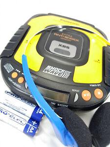 Panasonic SL-SW405 Discman CD Walkman Portable Compact Disc Player ShockWave