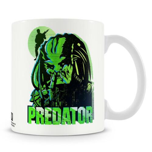 Predator Upgrade Tasse Logo