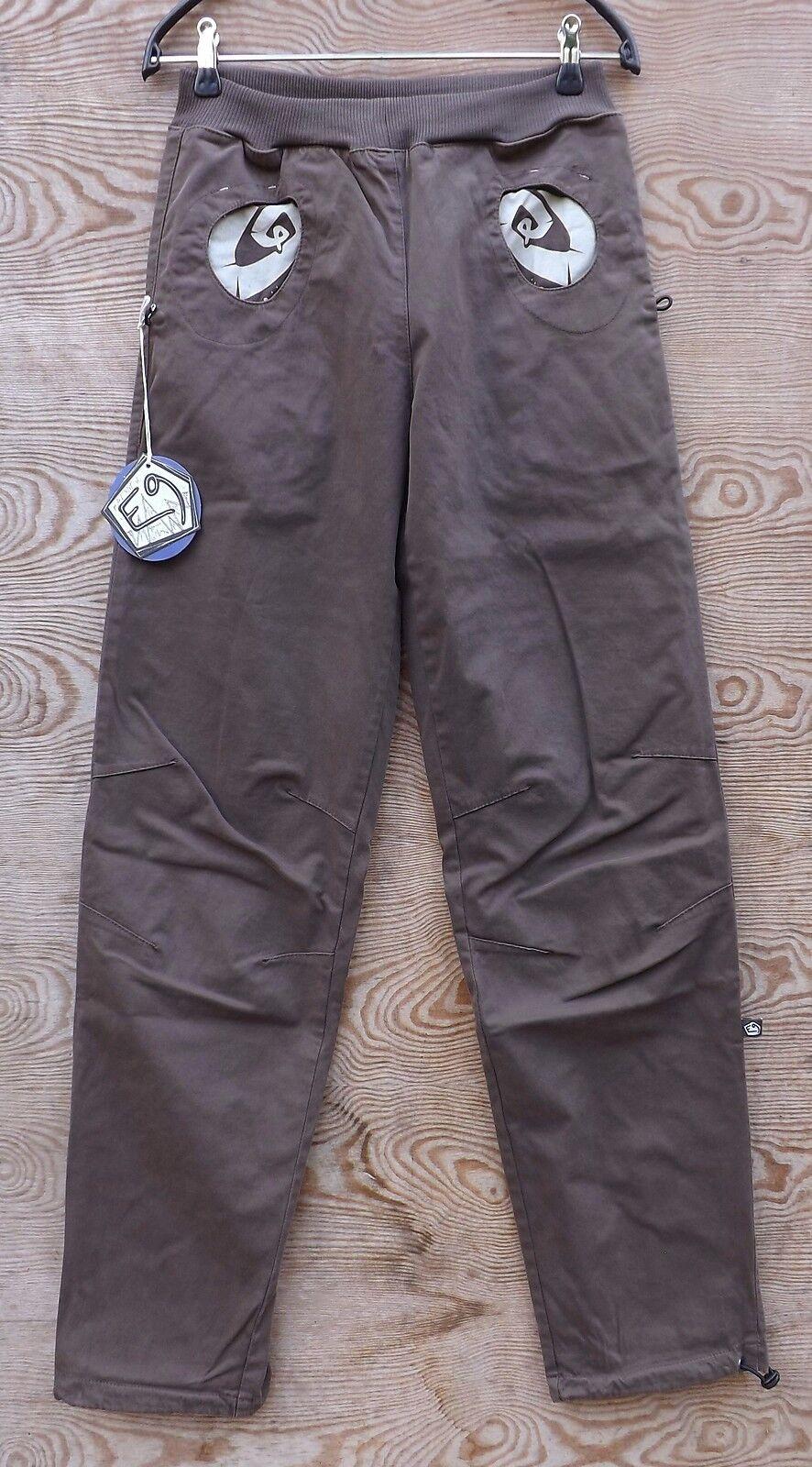 E9 Pulce Pantaloni da Donna, Palude, DonnaArrampicata Boulderhose Gr. S