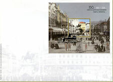 Croatia 2016 FDC Ban Josip Jelacic Statue 150th 1v M/S Cover Architecture Stamps