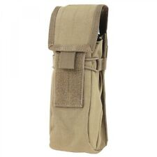 Condor Water Bottle Pouch - Coyote Tan MOLLE tactical edc mil spec carrier NEW