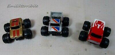 1987 Lotto Monster Truck Micro Machines Big Foot Originali Galoob