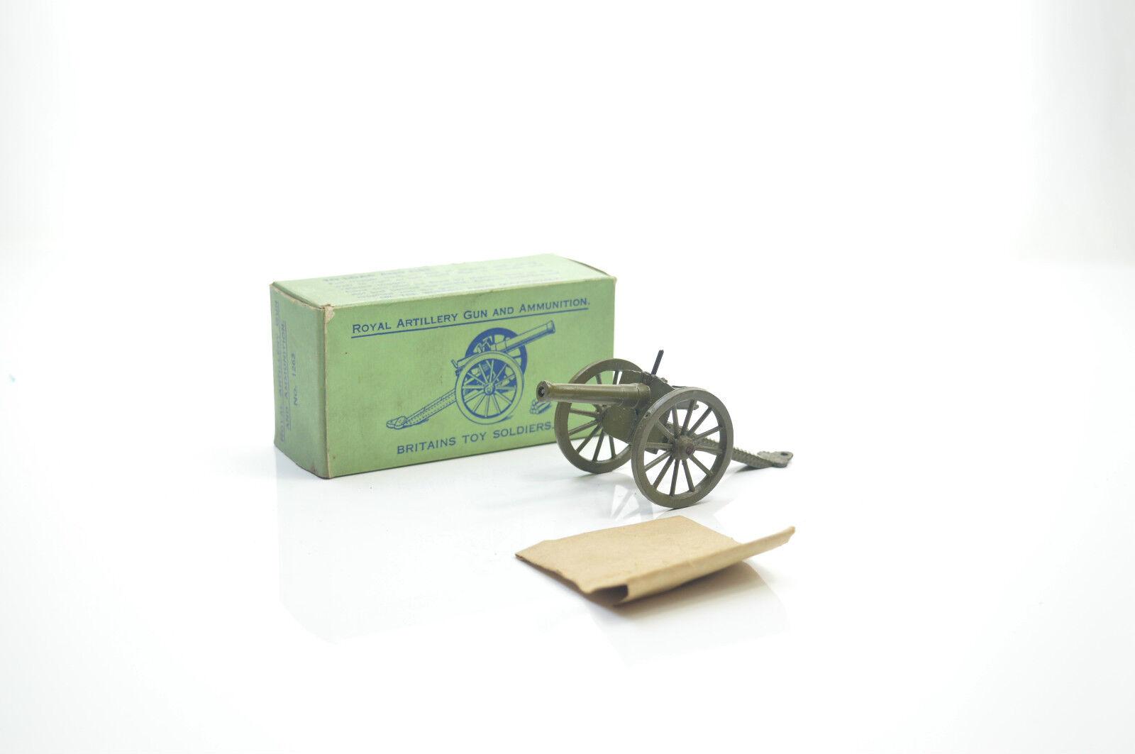 La Grande-Bretagne 1263 pistolet de la Royal Artillery