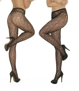 7e0dab56806 Image is loading Elegant-Moments-Ripped-Tights-Pantyhose-Punk-Emo-Goth-