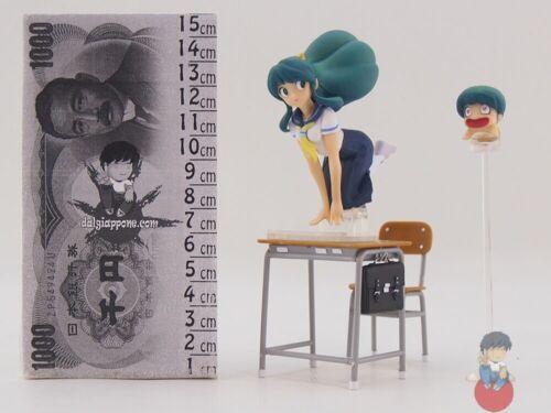 Shonen Sunday Magazine 50th Anniv SEGA Figure Love Hina KitaroVari Lamù