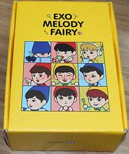 EXO MELODY FAIRY OFFICIAL GOODS SUHO YELLOW SPECIAL PACKAGE L.E + PHOTOCARD