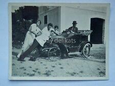 AUTO CAR automobile vecchia foto 1919 old photo 2