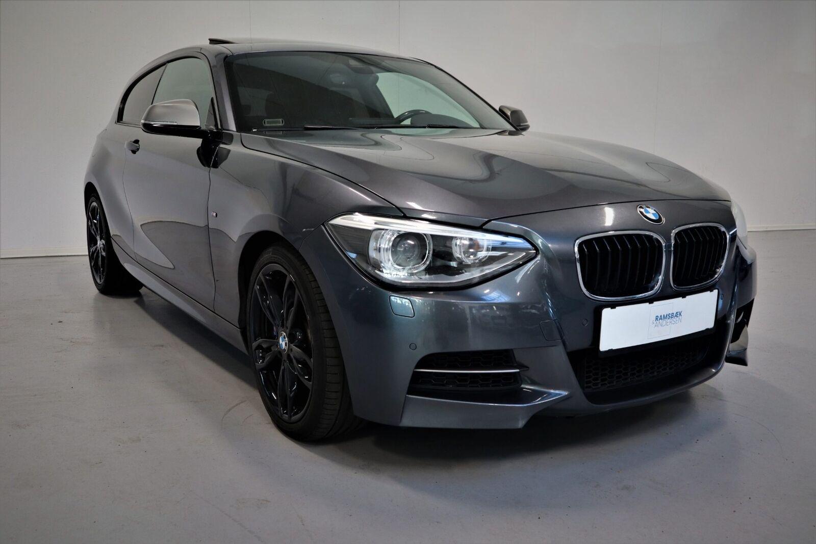 BMW M135i 3,0 xDrive aut. 3d - 2.368 kr.