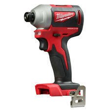 Milwaukee 2850-80 M18 Brushless 1/4 in. Hex Impact Driver (Tool Only) Recon
