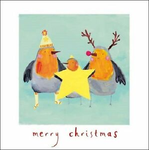 image is loading pack of 5 star of wonder childline charity - Christmas Card Packs