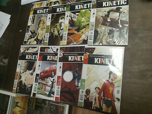 Kinetic-1-8-NM-Full-Run-Marvel-comics-CBX12A