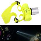 3500Lm T6 LED Waterproof Underwater Headlamp Diving Headlight Flashlight Torch