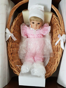 Dolls Faithful Sonntagskinder Künstlerpuppe 50 Cm Puppe Sammlerpuppe Sibylle Sauer Sina