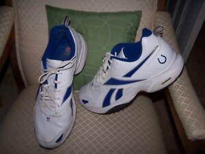 Reebok Shoes Ride Whiteblue Size Baltimore Mens ColtsEbay 14 Nfl Dmx UqzpSMV