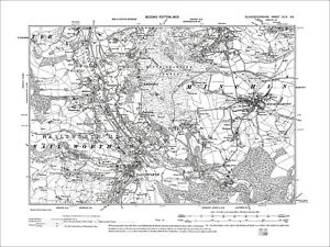 Brimscombe-S-Woodchester-Old-Map-Gloucestershire-1903-49SE