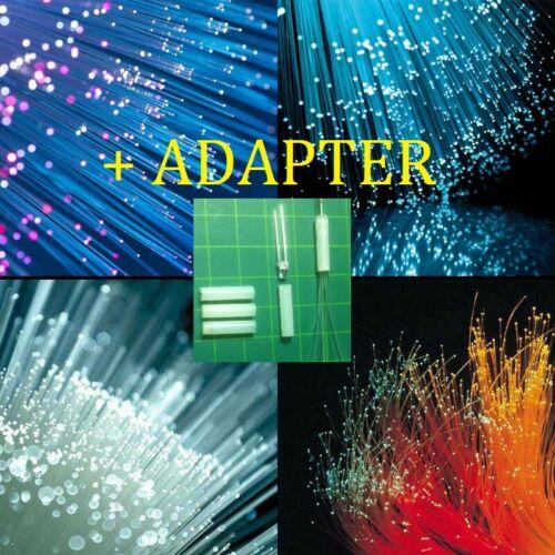 8m x 1,00mm Lichtwellenleiter Adapter Lichtleiter Lichtleiterkabel Lichtfaser