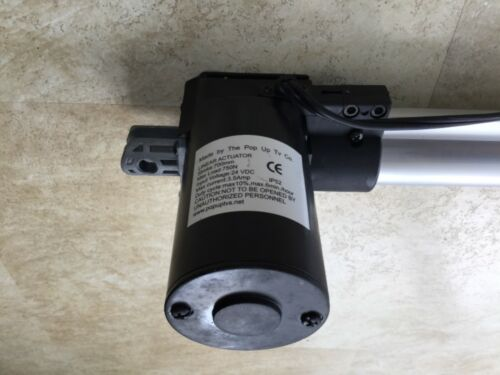 12-24v DC 700mm ictus actuador lineal.