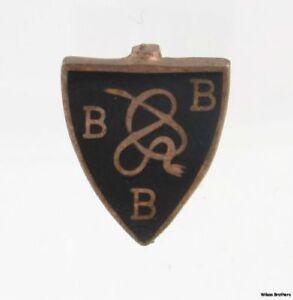 Raro-Beta-Pledge-Pin-Bbb-Tribeta-Coleccionable-Member-Insignia-Biologia