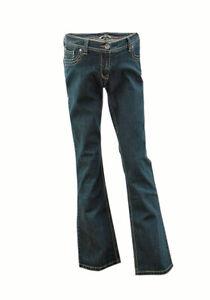 RU-Blue-Denim-Stretch-Under-the-Bump-Maternity-Jeans-Sizes-8-16-New-Bargain