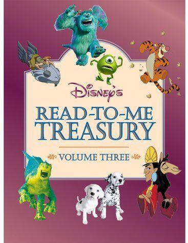 Disneys Read-To-Me Treasury, Vol. 3