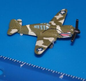 MICRO MACHINES Aircraft P-40 Warhawk