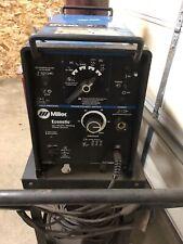 Miller Econotig Acdc 230v 52amp Portable Welder Local Pickup Only